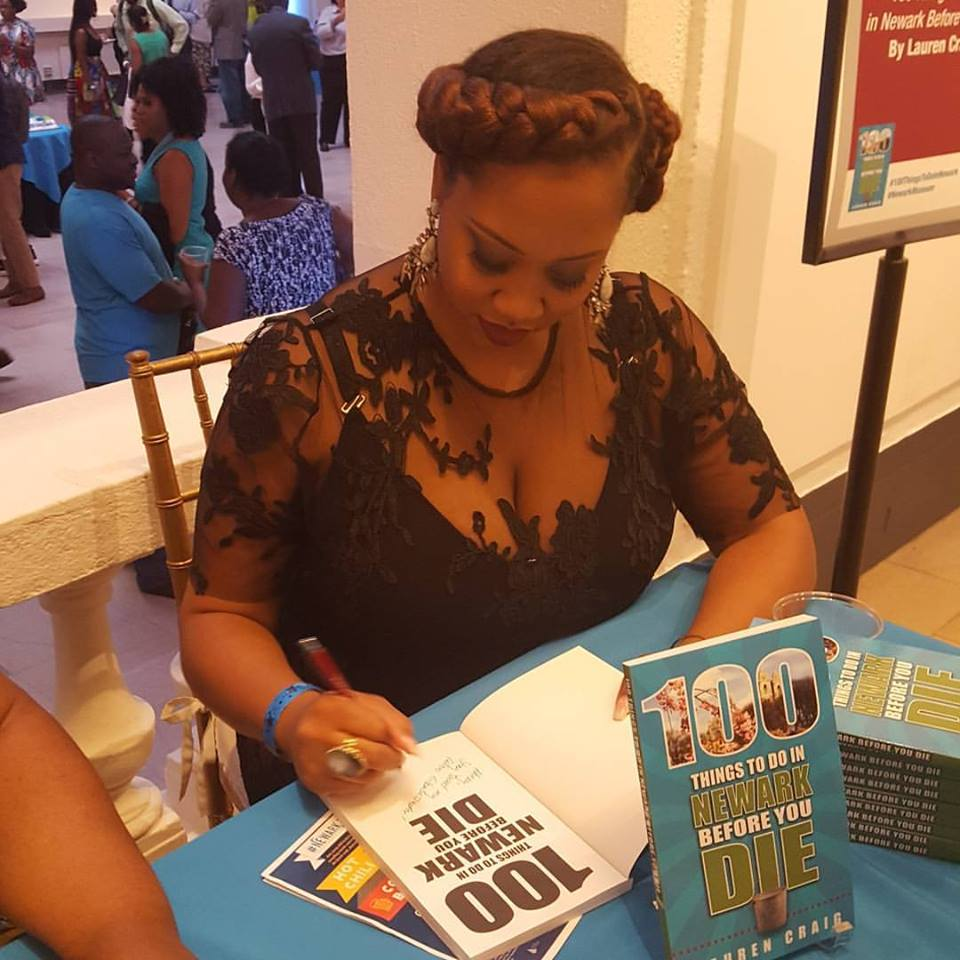 "Leadership Newark Alumna Provides a ""Glam and Fabulous"" Resource to Navigate Newark"