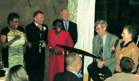 Maplewood Dems honor Durkin, King