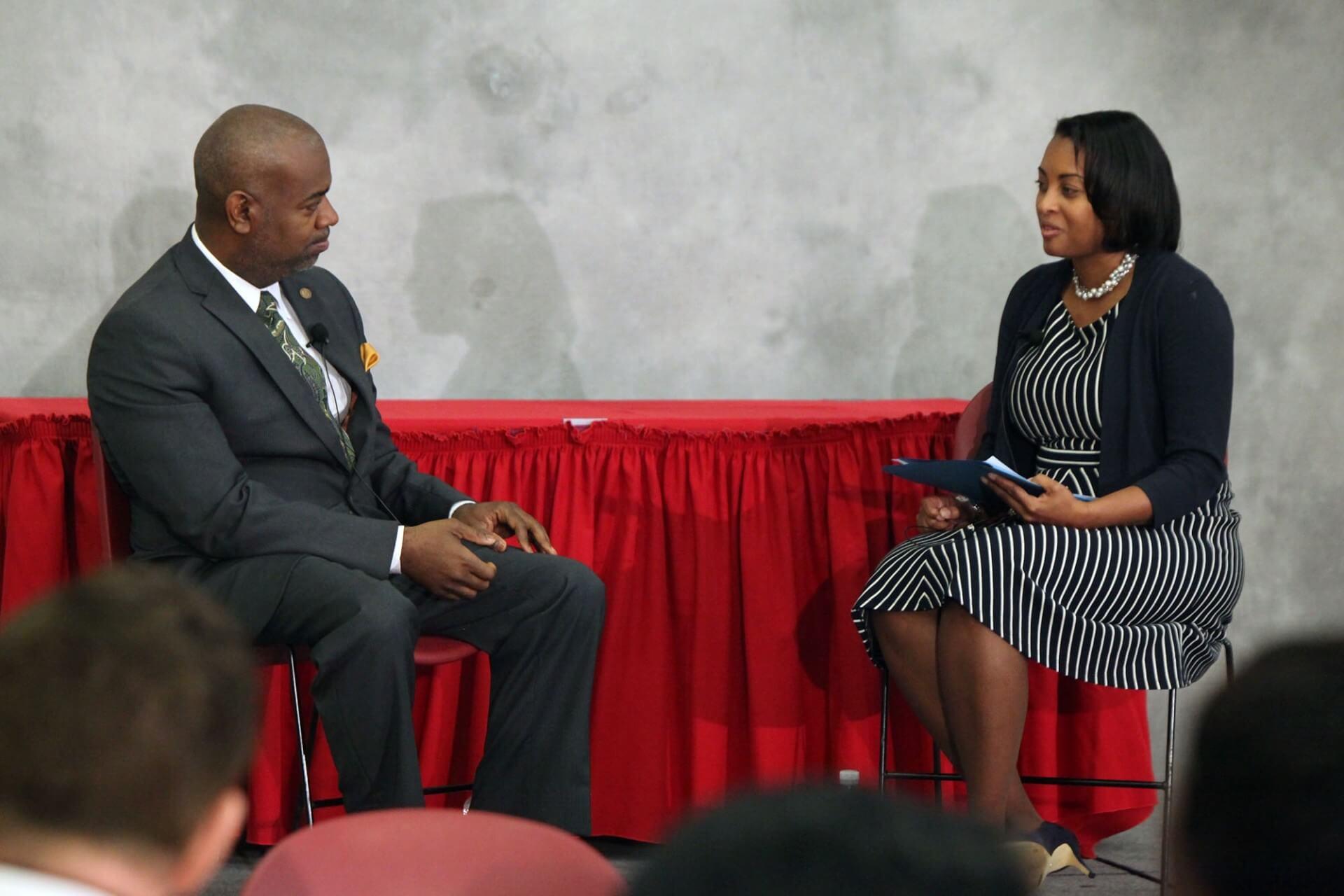 Leadership Newark's 2nd Public Policy Summit Recap