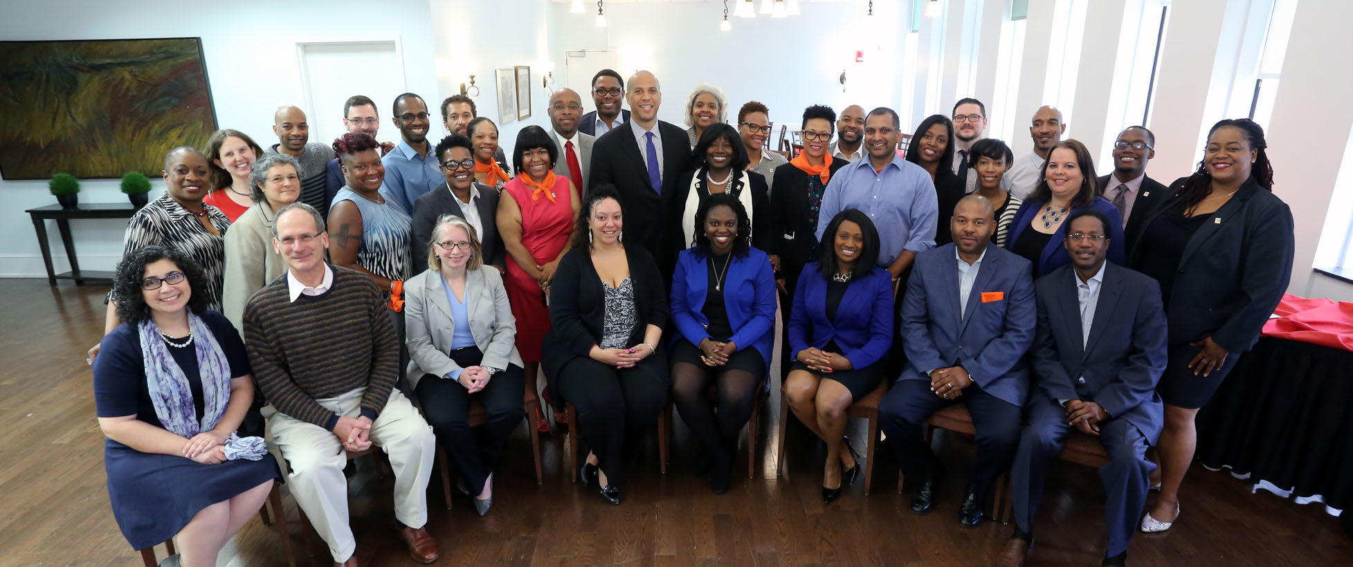Leadership Newark's 21st Anniversary Celebration:  April 30, 2019